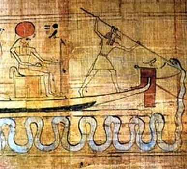 Papiros funerarios .IMAGENES - Página 2 Set-duat