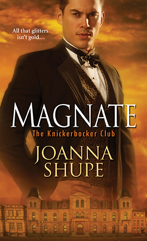 Les Gentlemen de New-York - Tome 1 : Emmett de Joanna Shupe Magnate-300w