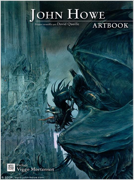 HOWE John - Artbook Couv-v1-port