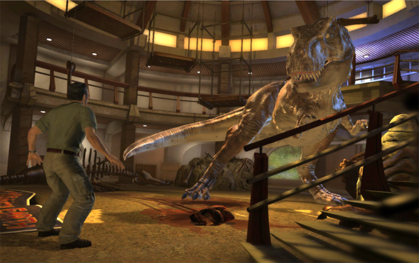 Jurassic Park: The Game Jurassic