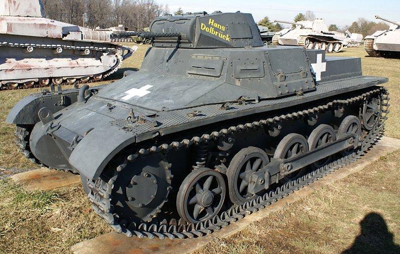 Tanques Alemanes de la II Guerra Mundial Armor_pz1