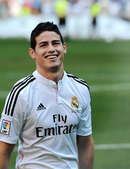 James Rodriguez. - Page 3 Tumblr_n9jouo3khT1s495yxo1_500