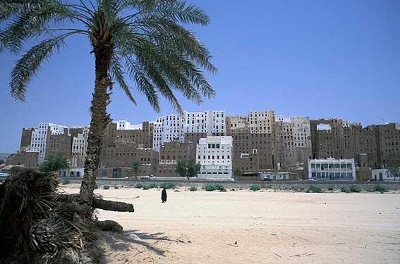 مدينة حضرموت (اليمن) Shibam1