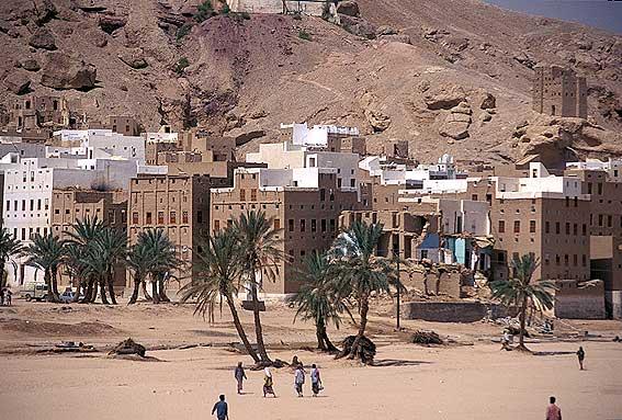 مدينة حضرموت (اليمن) Shibam6