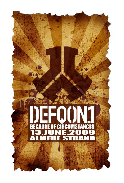[ DEFQON.1 2009 - Almere Strand - NL - 13 Juin 2009 ] Defqon1-2009