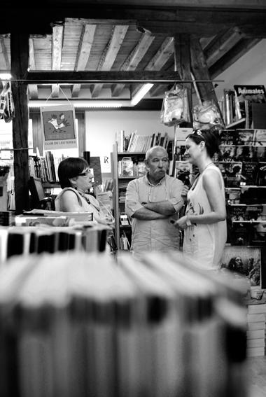 Librerias con encanto IX: Hojablanca (Toledo) 04