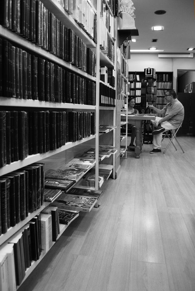 Librerias con encanto III: Libreria Mendez (Madrid) DSC_00241