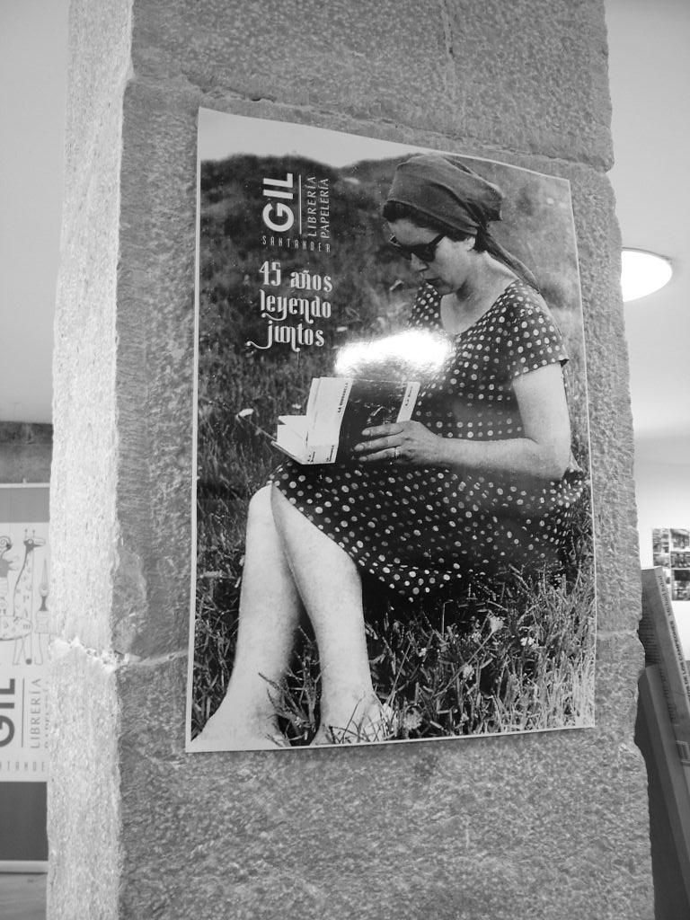 Librerias con encanto VI: Gil (Santander) Gil013