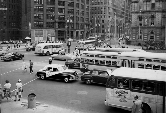 Detroit: así se hundió el Titanic del capitalismo estadounidense 1950