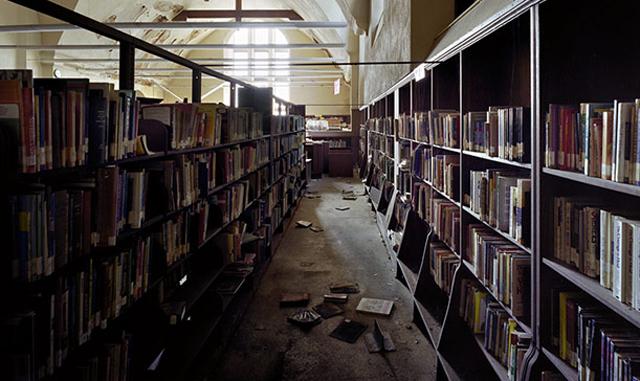 Detroit: así se hundió el Titanic del capitalismo estadounidense Biblioteca