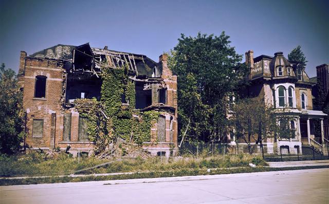 Detroit: así se hundió el Titanic del capitalismo estadounidense Brush-Park1