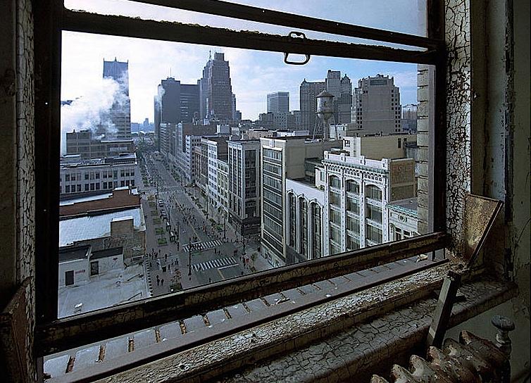 Detroit: así se hundió el Titanic del capitalismo estadounidense Detroit-3