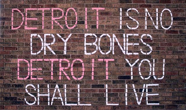 Detroit: así se hundió el Titanic del capitalismo estadounidense Detroit-Shall-Live1