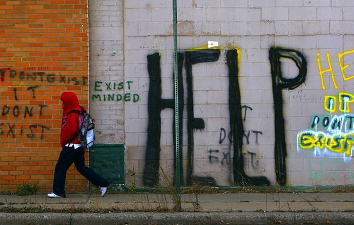 Detroit: así se hundió el Titanic del capitalismo estadounidense Detroit