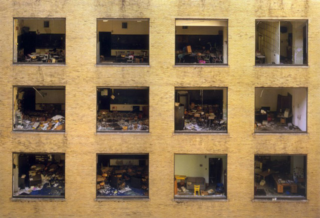 Detroit: así se hundió el Titanic del capitalismo estadounidense Fachada