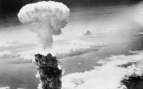 Asi fue sobrevivir a Hiroshima Hongo-nuclear