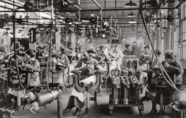 Detroit: así se hundió el Titanic del capitalismo estadounidense I-Guerra-Mundial