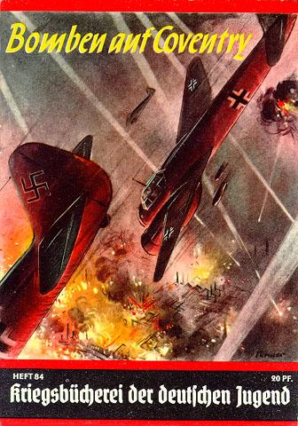 La propaganda de Goebbels durante la II Guerra Mundial P%C3%B3ster-nazi