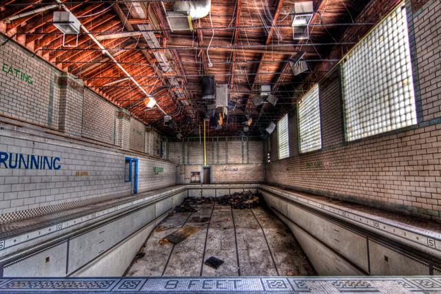 Detroit: así se hundió el Titanic del capitalismo estadounidense Piscina