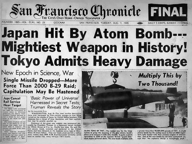 Asi fue sobrevivir a Hiroshima SanFrancisco