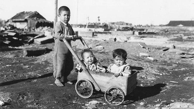 Asi fue sobrevivir a Hiroshima Sin-palabras
