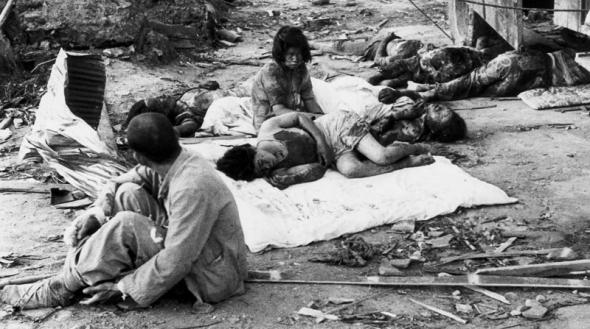 Asi fue sobrevivir a Hiroshima V%C3%ADctimas