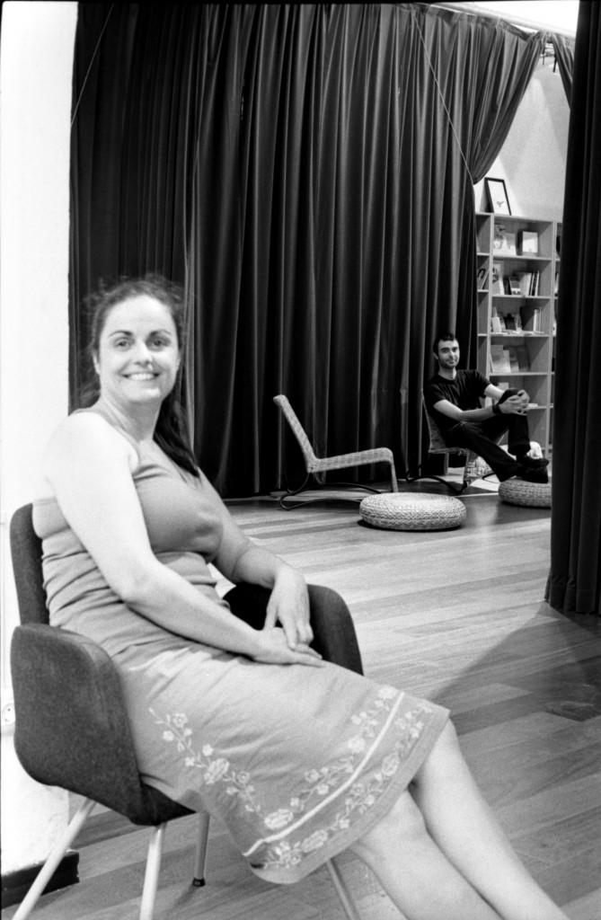 Librerias con encanto XI: El pequeño teatro de los libros (Zaragoza) 32-669x1024