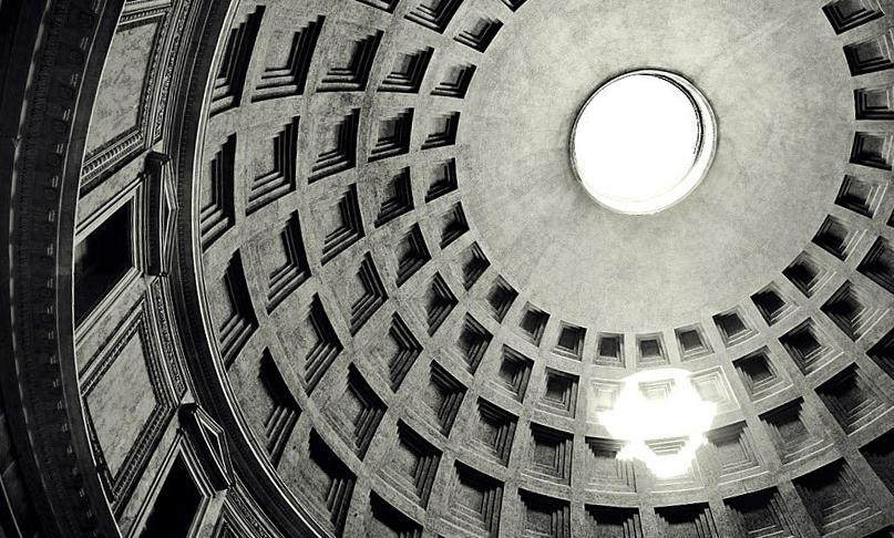 Si van a Roma y solo pueden ver una cosa, visiten el Panteon de Agripa Fotograf%C3%ADa-de-Chase-Lindbergh