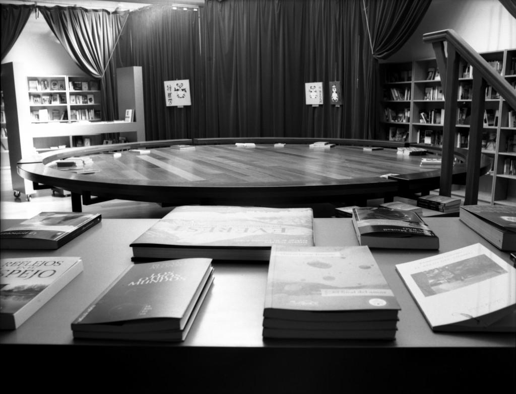 Librerias con encanto XI: El pequeño teatro de los libros (Zaragoza) TeatroLibros-1-1024x783