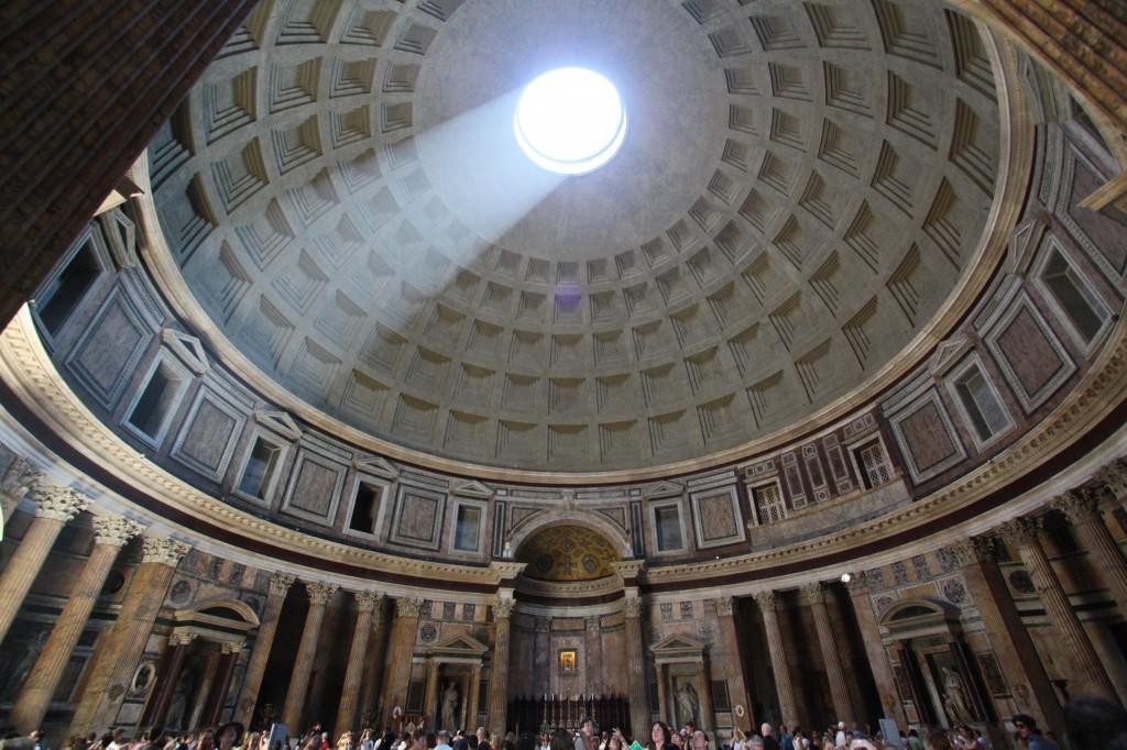 Si van a Roma y solo pueden ver una cosa, visiten el Panteon de Agripa Pante%C3%B3n-de-Agripa-1024x682