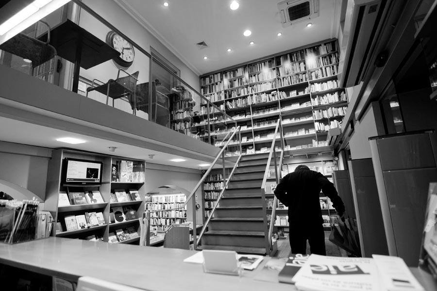 Librerias con encanto XIII: Laie (Barcelona) IMG_7637