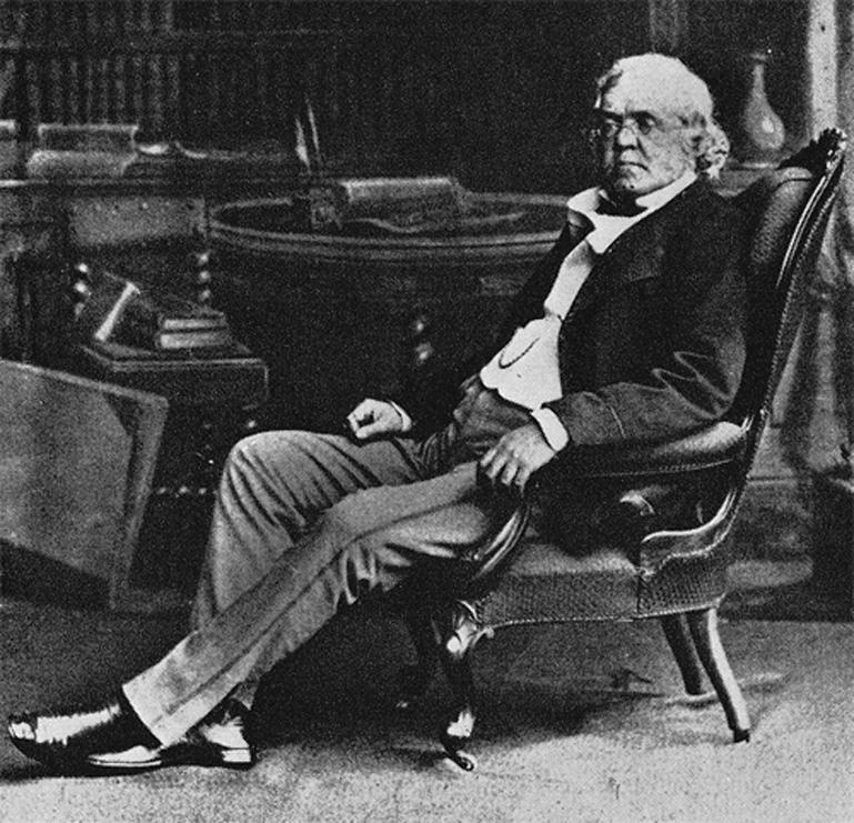 William Thackeray, 150 años muerto William-Makepeace-Thackeray
