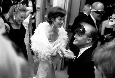 Cuando Capote se disfrazo de Gastby Truman-Capote-en-The-Black-and-White-Ball.-Fotograma-de-la-pel%C3%ADcula.