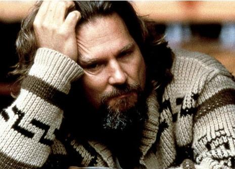 Mis hombres favoritos: Jeff Bridges The-dude