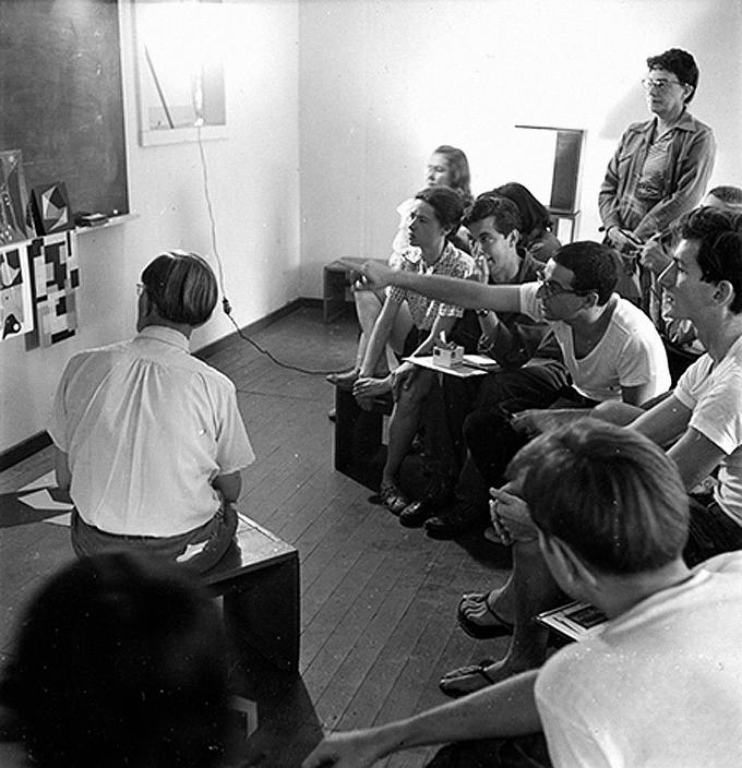 Josef Albers, la experiencia del arte 42