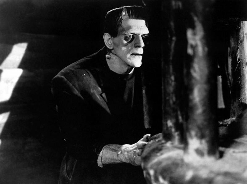 En las tripas del monstruo: los actores invisibles Boris-Karloff-en-Frankestein.-Imagen-Universal-Pictures.-800x596