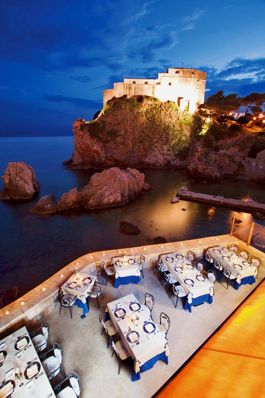 Kafa sa pogledom Dubrovnik-restorani-nautika2