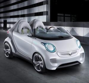 Automobile : La Voiture du futur Smart-forspeed-853257