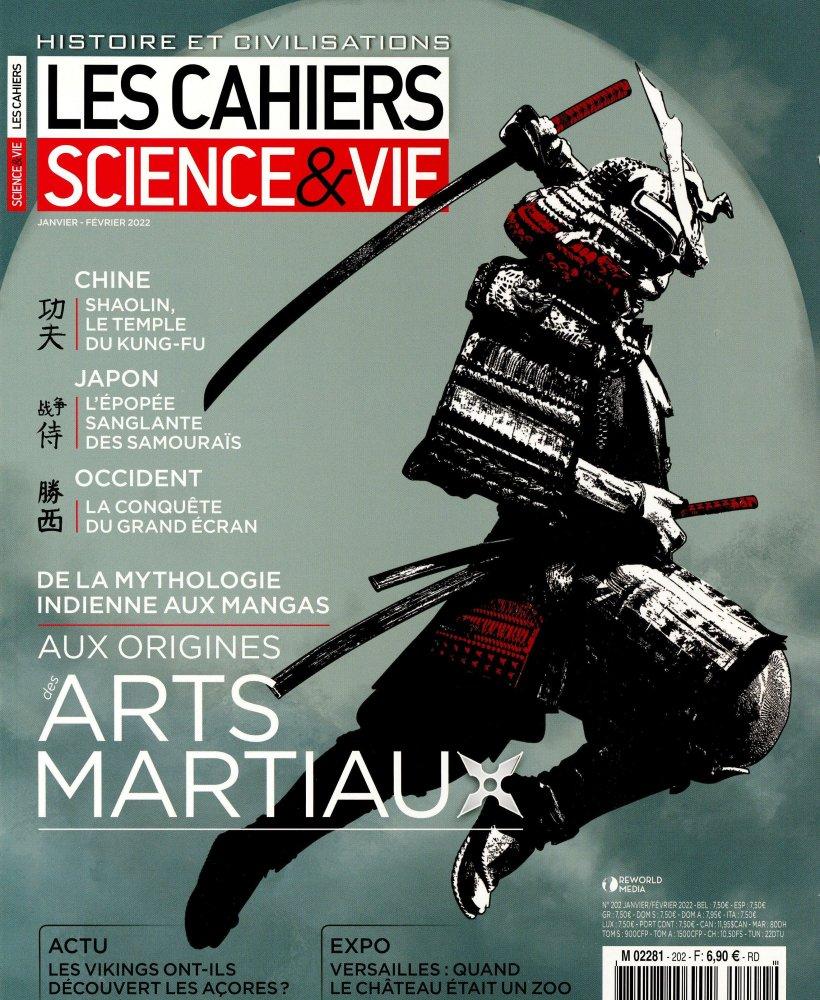Les Cahiers de Science et vie [février 2018] M2281_cache_s042018
