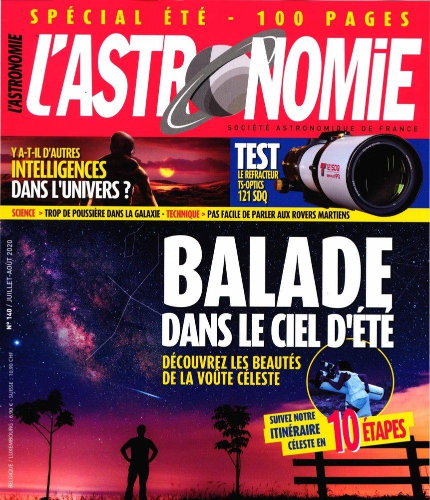 [Presse] Magazines parlant régulièrement d'astronautique M2605_cache_s362017