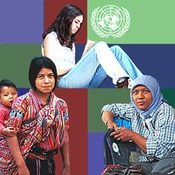 Journée mondiale de la femme  Femme