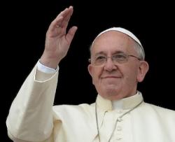 Journée Mondiale de prière pour les Vocations 2017 Pape-francois