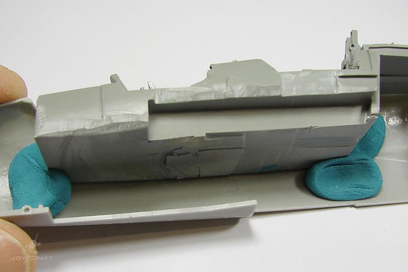 F-14 TOMCAT 1/48 --Montage en commun :Joycraft et Domi --The end WIP_F-14A_020