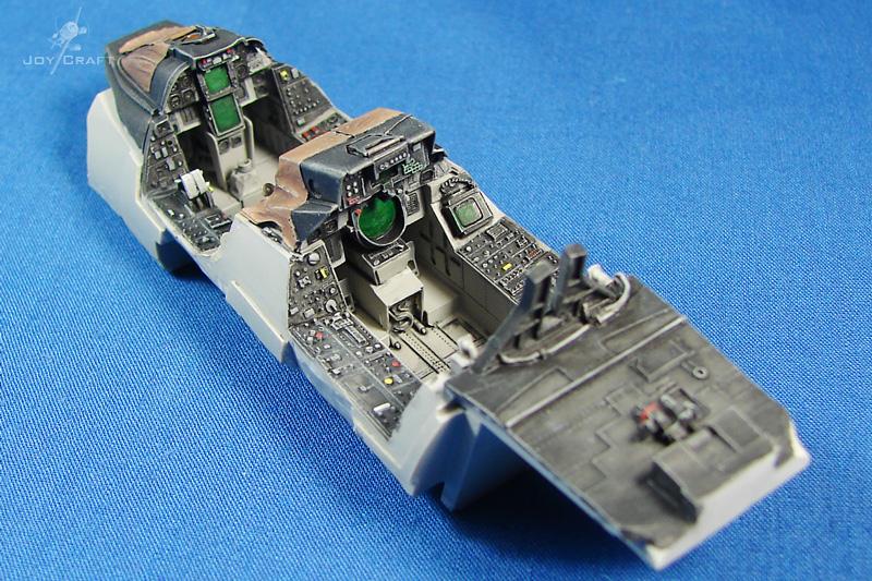 F-14 TOMCAT 1/48 --Montage en commun :Joycraft et Domi --The end WIP_F-14A_039