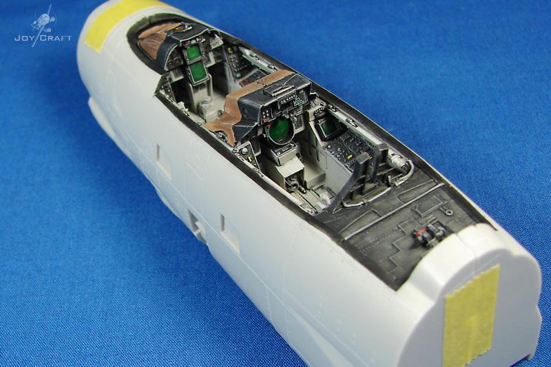 F-14 TOMCAT 1/48 --Montage en commun :Joycraft et Domi --The end WIP_F-14A_044