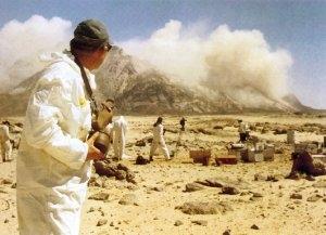[Russie] Missiles Topol & Topol-M Bombe-beryl-1mai62-algerie