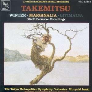 TAKEMITSU Tôru (1930-1996) 5222670