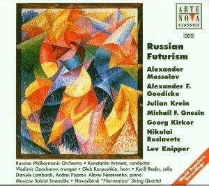 Nikolaï Roslavets et les futuristes russes 8098126