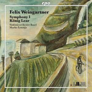 Felix Weingartner (1863-1942) 8472027