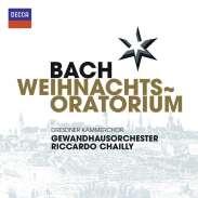 Bach Oratorio de Noël 0028947822714